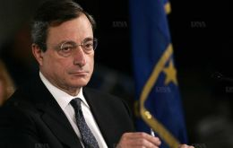 Nearly one German in two has little or no confidence in ECB president Draghi, (who is Italian)