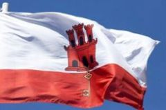 New FCO policy with BOT: Gibraltar flag top of the mast in London