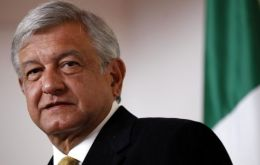 Lopez Obrador twice tried to reach the presidency but had to admit defeat