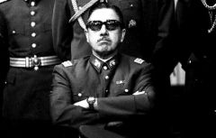 General Pinochet ruled with an iron fist for 17 years and left a strong political and economic legacy