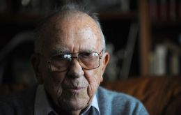 Santiago Carrillo involved in politics to the last of his 97 years