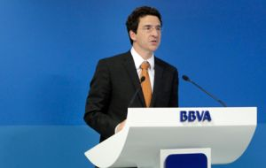 BBVA chief economist Sicilia said that in 12 years investment inflow surged 5.5 times