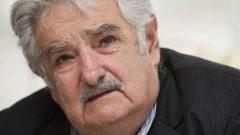 Mujica has seen his support plummet to 36% following on growing unsolved problems