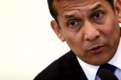 President Humala faces mounting resistance from indigenous peoples to mining projects