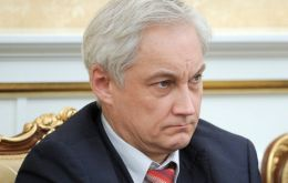 """The issue of a grain exports ban is the issue of domestic grain prices dynamics"", said Minister Belousov"
