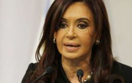 President Cristina Fernandez has imposed restrictions on imports and currency and capital controls