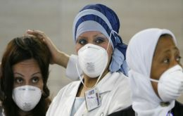The coronavirus has been confirmed in a Qatari and a Saudi national
