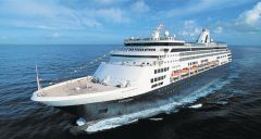 Veendam opens the cruise season