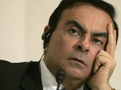 "CEO Carlos Ghosn the car maker could disappear ""in its current form"""