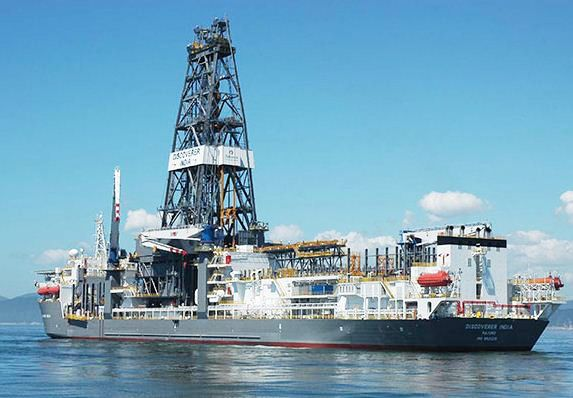 Transocean: World's No. 1 Deep-Underwater Oil Driller Is ... |Transocean Shell Rigs
