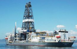The four drill-vessels have been contracted from Transocean and will be build in South Korea