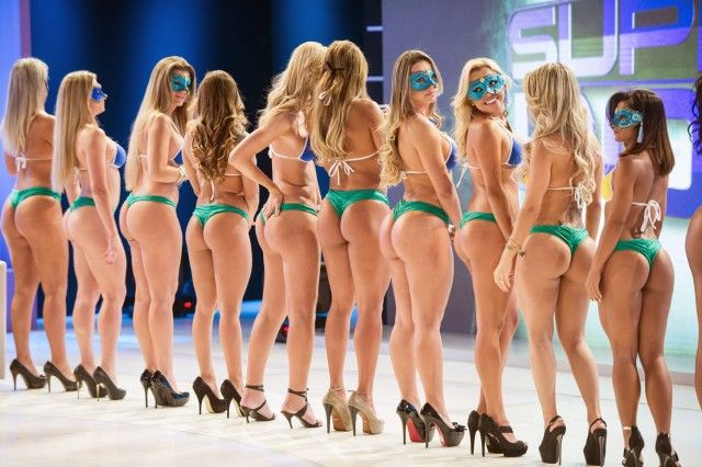 Miss Bumbum Contest Will Choose The Most Anatomical Perfect Buttock Of
