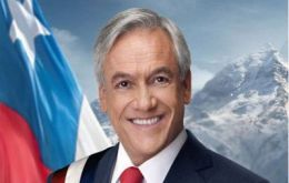 "President Piñera although intelligent and articulate lacks ""the sure political touch"""