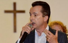 Celso Russomanno, with the support of an evangelist church, next Sunday could become mayor of South America's largest and richest city
