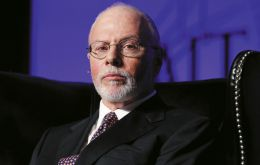 Paul Singer, the multimillionaire founder and CEO of Elliot Management fund