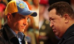 Capriles was invited to talk with Chavez, most probably about the Bolivarian revolution