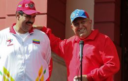 Maduro has proved to be Chavez most trusted and closest support at the most difficult moments