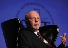 First round for billionaire Paul Singer
