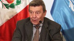 Peruvian minister Roncaglio said mine clearance is also in the agenda