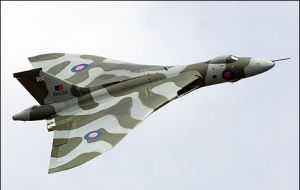 Soaring maintenance costs of the Avro Vulcan XH558, the only one still flying make it impossible to keep her in the air. Nevertheless since restoration she participated in over sixty air shows