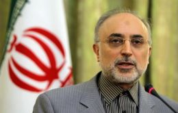 "A spokesman for Iranian minister Ali Akbar Salehi said ""negotiations with Argentina will continue until we arrive to a clear conclusion"""