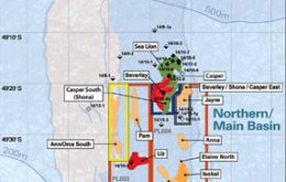 Desire licences contain the Sea Lion extension and all other oil and gas discoveries