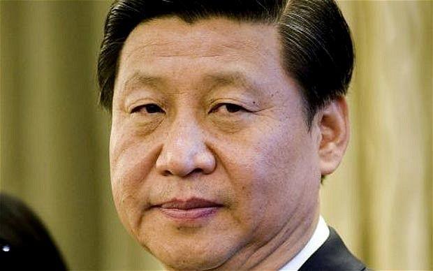 Си Цзиньпин. глава КПК