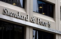 "All financial institutions operating in Argentina could face indirect effects of a sovereign downgrade"", says S&P"