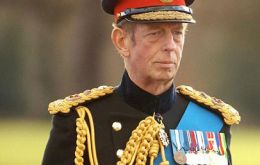 The Duke of Kent and two MPs will be present at the ceremony