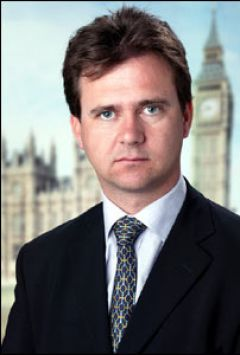 MP Lancaster is a junior minister in the Ministry of Defence and a Lieutenant Colonel in the Reserve Forces.