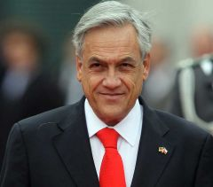 President Piñera is going from a chain of political setbacks