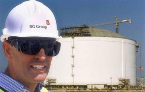 BG CEO Chapman said to re-invigorate a field in Egypt costs the company 30.000 barrels of oil equivalent per day of lost gas output