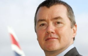 IAG CEO Willie Walsh said Vueling would remain as a stand-alone entity