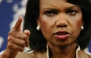 Former Secretary of State Condoleezza Rice: Republicans sent 'mixed messages'