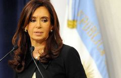 Cristina Fernandez recovering the political initiative