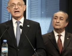 Timerman and Puricelli regret a dispute with 'vulture fund' turns into a conflict between sovereign nations