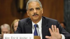 "Attorney General Eric Holder: ""the largest single criminal fine and the largest total criminal resolution in the history of the United States"""