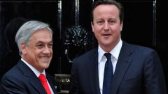 The two leaders at 10 Downing Street reaffirmed the close political relations and defence cooperation