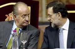 King Juan Carlos and President Rajoy are expected to play leading roles