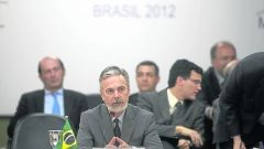 The Mercosur text was released by Brazil which holds the rotating chair