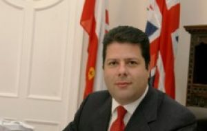 "Chief Minister Fabian Picardo: ""the product of diplomacy"""