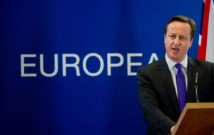 PM Cameron wants to cut 200bn Euros, but France, Italy and Spain will not yield one Euro on farm subsidies