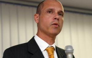 Fausto de Sanctis from the Sao Paulo federal tribunal is considered a leading Judge in Brazil