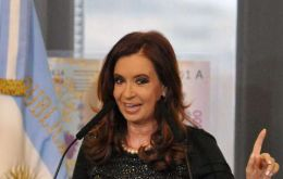 "Cristina Fernandez ""has led her nation to the brink of disaster by refusing to play by the rules of global finance"""