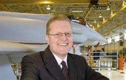 BAE Nigel Whitehead working with government on options to retain shipbuilding capacity  (Photo: Ray Troll)