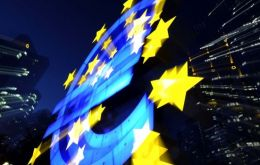 "Euro zone 17-nation bloc is ""projected to remain in or near recession until well into 2013,"""