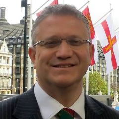 Andrew Rosindell chairs the All Parliamentary Group on British Overseas Territories