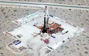 The country desperately needs foreign investors to develop the Vaca Muerta shale site