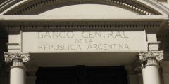Argentine central bank has advanced over 25bn dollars to the Treasury