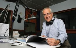 Nelson Bocaranda, considered the most reliable journalist and columnist in Venezuela